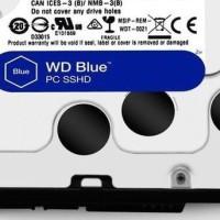 SSHD Western Digital Blue WD40E31X - Portada