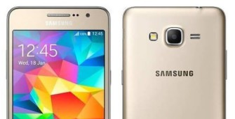 Samsung Galaxy Grand Prime Value Edition - Portada