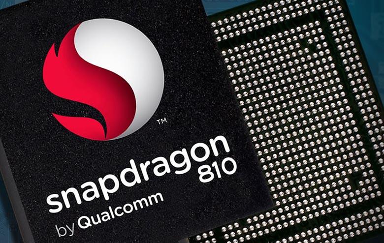 Qualcomm ve como su Snapdragon 810 se queda en las estanterías