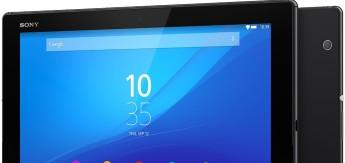 Sony Xperia Z4 Tablet - Portada