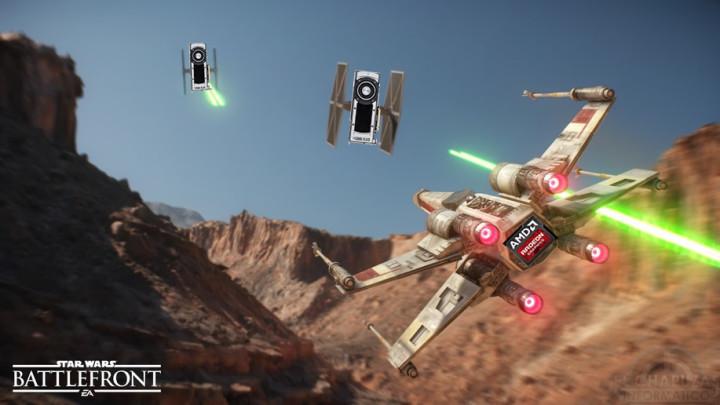 Stars-Wars Battlefront AMD