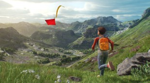 Unreal Engine 4 A Boy and His Kite
