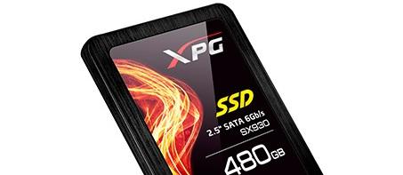 ADATA XPG SX930 - Portada