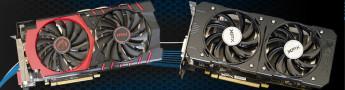 AMD Radeon R9 380 CrossFire Slider