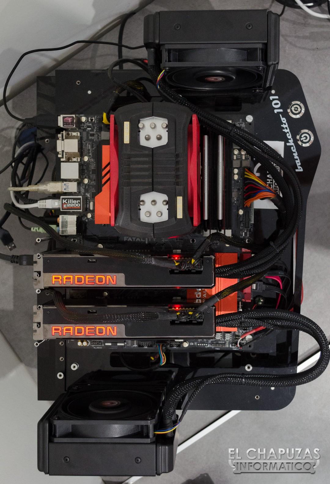 Amd Radeon R9 Fury X Crossfire