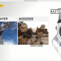 Alpha Star Wars Battlefront