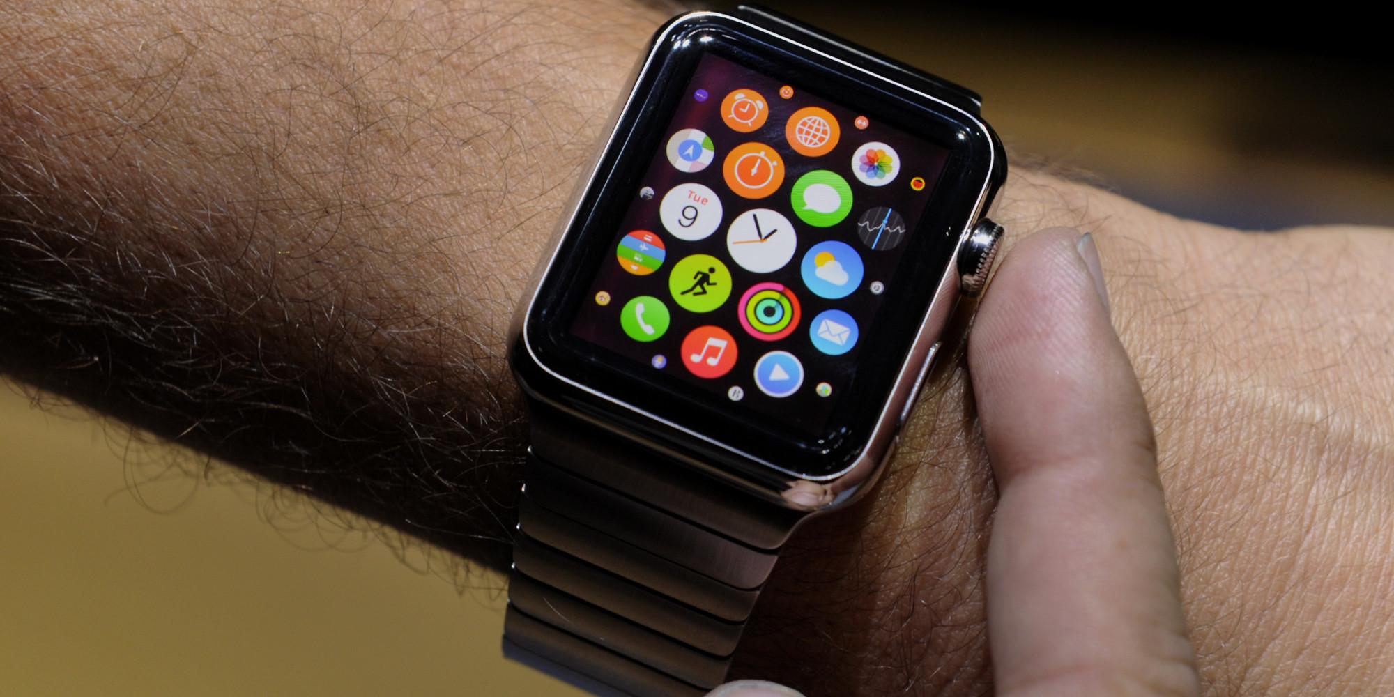 Apple habría vendido 3,5 millones de smartwatches en el segundo trimestre de 2018