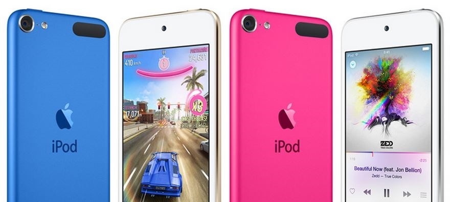 Nuevo Apple iPod Touch: Nuevo SoC y mejor cámara