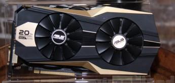 Asus GeForce GTX 980 Ti 20th Anniversary - Portada