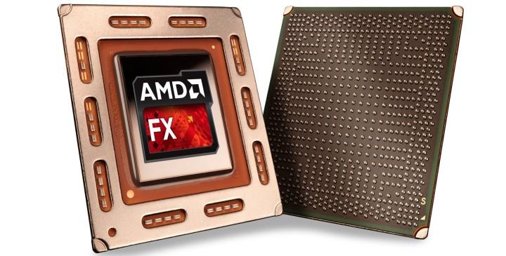 CPU AMD FX