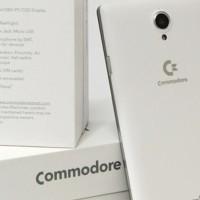 Commodore vuelve, aunque en forma de Smartphone de 5.5″