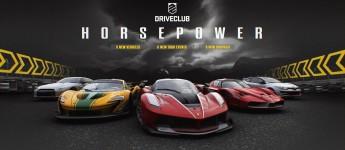 DriveClub HorsePower
