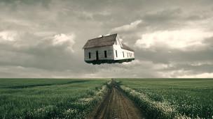 Edificio en el aire