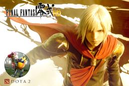 Final Fantasy Type-0 HD - Chocobo Dota 2