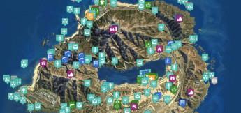 Grand Theft Auto V mapa no oficial