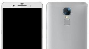 Huawei Ascend Mate 8 render portada