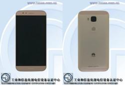 Huawei G8 - TENAA