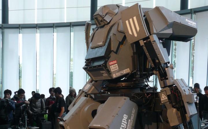 Kuratas - Robot portada