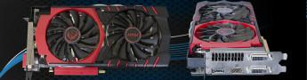 MSI Radeon R9 380 Gaming 2G Slider