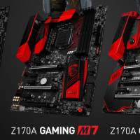 MSI Z170A Gaming M5, MSI Z170A Gaming M7 y MSI Z170A Gaming M9 ACK