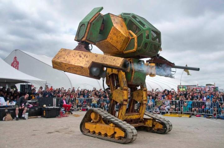 Mark 2 - Robot
