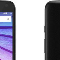 Motorola Moto G 2015 - Portada