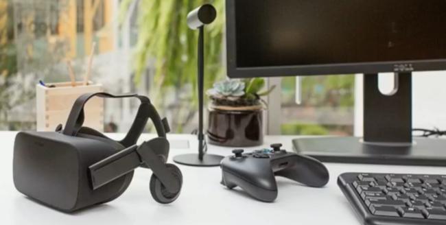 Oculus Rift y mando Xbox One 0
