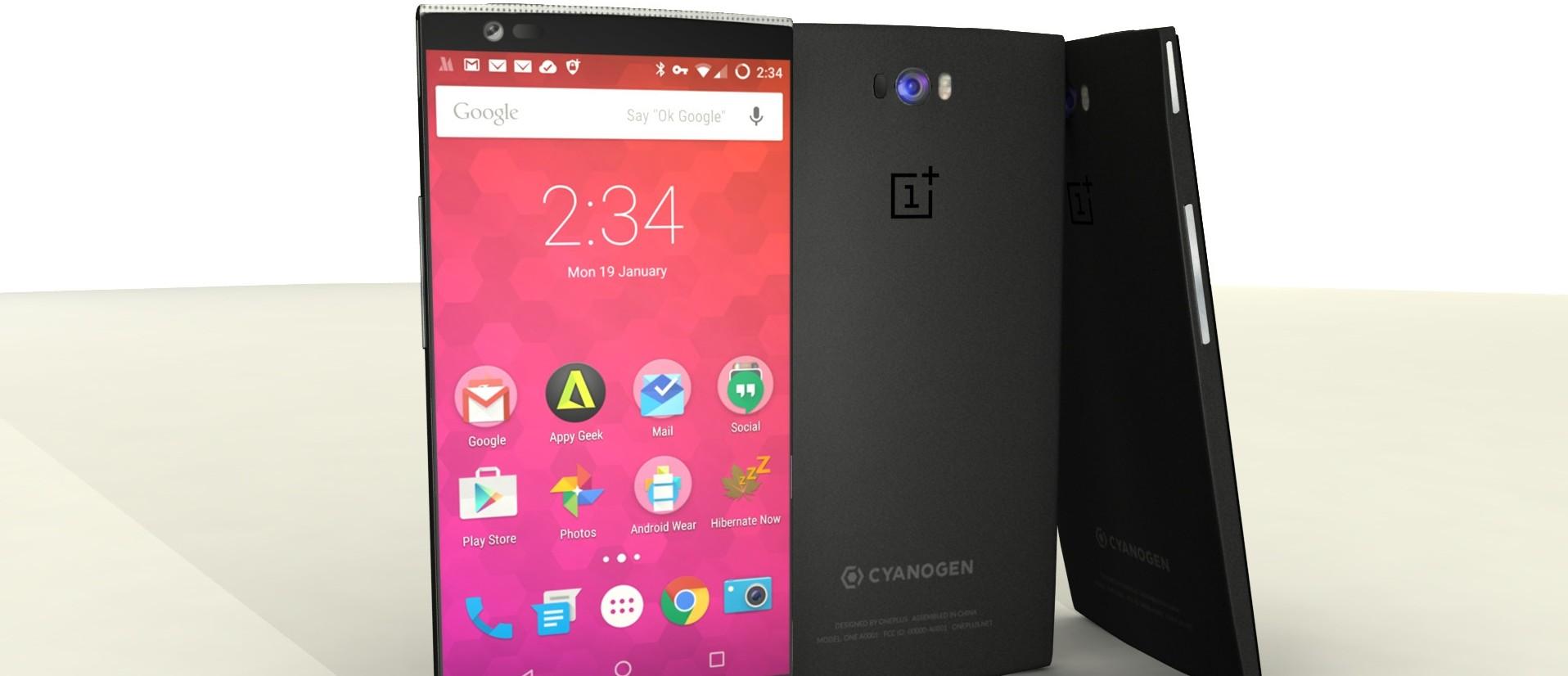El OnePlus Two hace uso de un Snapdragon 810 muy capado
