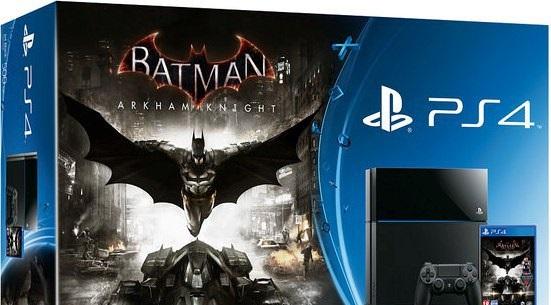 Ganador de la PlayStation 4 + Batman: Arkham Knight
