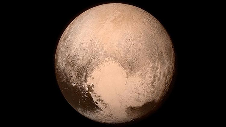 Plutón New Horizons 0
