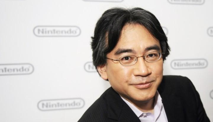 Facelle Satoru Iwata, Presidente de Nintendo Satoru-Iwata-720x414