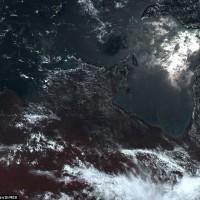 Tierra vista desde el Himawari-8