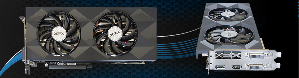 XFX Radeon R9 390X Slider