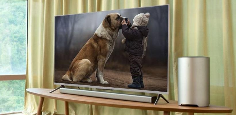 Xiaomi Mi TV 2S: Smart TV 4K con 9.9 mm de espesor por 440€