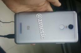 Xiaomi Redmi Note 2 filtracion