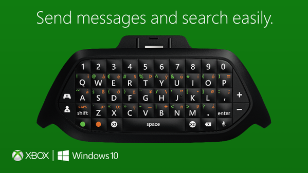 Chatpad - Xbox One