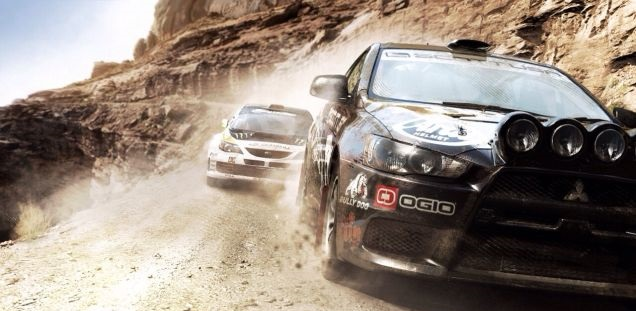 DiRT Rally será compatible con las PlayStation VR, aunque pagando