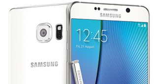 Galaxy Note5 HD - Portada