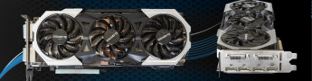 Gigabyte GeForce GTX 980 Ti G1 Gaming Slider