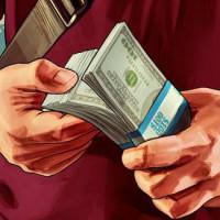 Grand Theft Auto V - Dinero