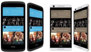 HTC Desire 526 y HTC Desire 626