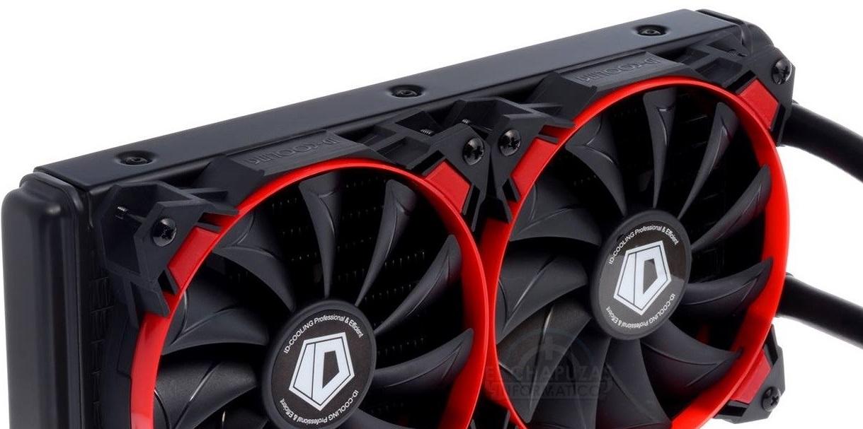 ID-Cooling FrostFlow 240L: Líquida AIO capaz de soportar un TDP de 200W