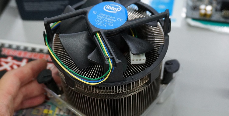 TS15A: El disipador CPU por aire más avanzado lanzado por Intel