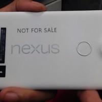 LG Nexus 5 filtrado en color verde