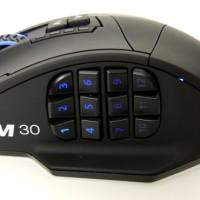 Lioncast LM30: Ratón económico para juegos MOBA/MMO