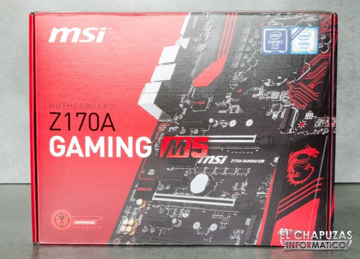 MSI Z170A Gaming M5 01
