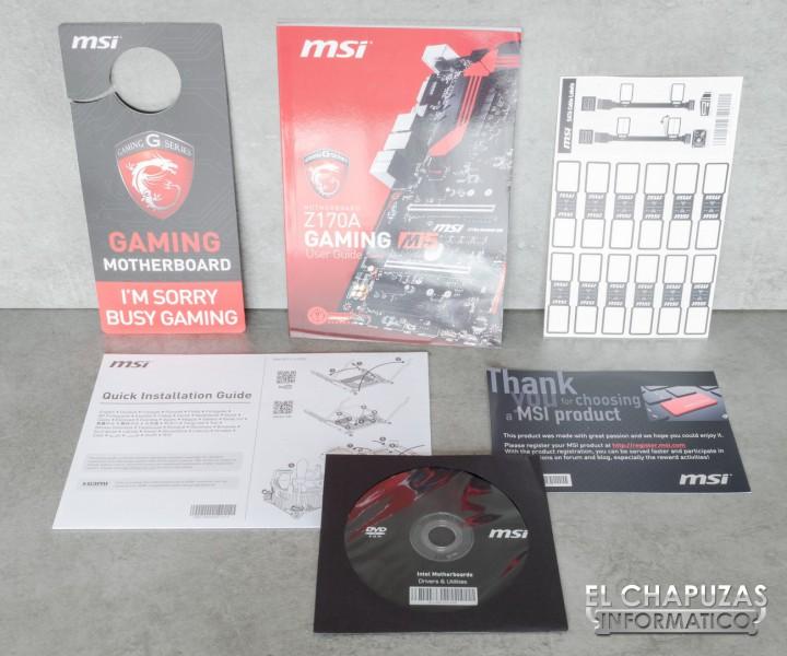MSI Z170A Gaming M5 06