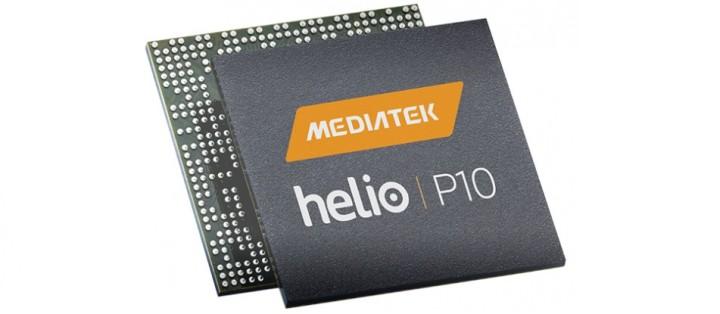 MediaTek Helio P10 - Portada