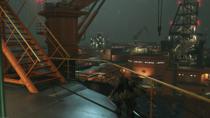 Metal Gear Solid V - PC vs PlayStation 4 (1)