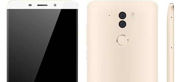 Qiku Q Terra: 6″ 2K, Snapdragon 810, 4GB RAM y 2x cámaras de 13MP